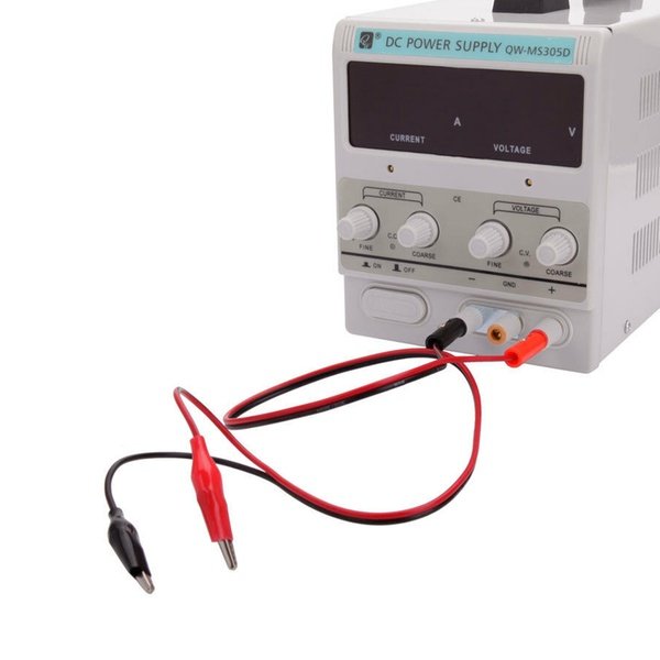 30V 5A Digital DC Power Supply Variable Adjustable Lab Bench Test Equipment Tool