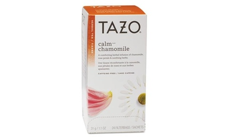 Tazo. 149901 Tea Bags Calm 24-Box