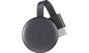 Google Chromecast (Charcoal, 3rd Generation)