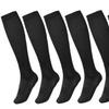 Tell Sell  Unisex Knee-High Travel Socks (5-Pack)