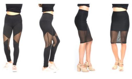 Women's Mesh Legging/Skirt 2be23547-04df-46ed-8269-d4cf19832813