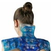 Re-usable Neck and Shoulder Hot/Cold Gel Pad Therapy Wrap