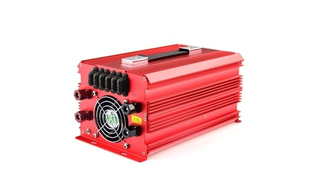 BESTEK 2000W Power Inverter 3 AC Outlets 12V DC to 110V AC Car Inverte photo