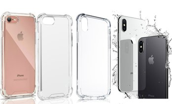 Anti-Scratch Phone Case with Impact-Drop Protection for Apple iPhone