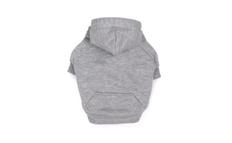 Dog Hoodie Sweatshirt Zack & Zoey Double Layer Pet Fleece Hooded Coat 60902276-1fde-41c3-8616-52bc41ea2039