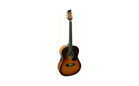 Kona Left 39in Acoustic Honeyburst e0f248c8-0ed5-4273-8e25-9c104cebcbdc
