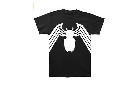 ImpactMerchandising Men's Spiderman Venom Costume T-Shirt e5b4a29d-b58a-4903-9399-ce3499771a12