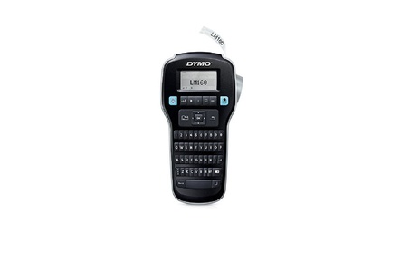 DYMO LabelManager 160 Handheld Label Maker ea550f57-6936-4357-9b9b-566305ccc993