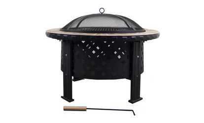 Fire Pits Outdoor Heaters Deals Coupons Groupon
