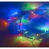 Colorful & Bright Solar-Powered LED Fairy Lights