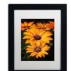 Philippe Sainte-Laudy 'Stuck On You' Matted Black Framed Art
