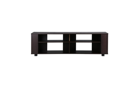 "Topeakmart 58"" Entertainment Center TV Stand Component Stand Media 8427e0d6-fa8b-4b06-b646-a510c30dbcfa"