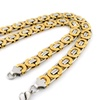Stainless Steel Chains Hip Hop Men's Necklace