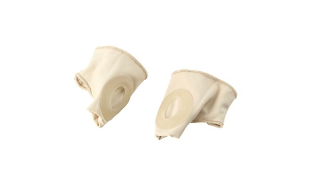 2x Adult Gel Bunion Protector Toe Spreader Corrector Pain Relief Care 3aea32eb-0dfd-40f8-ab6d-bc221200256e