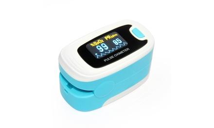 OLED Pulse Oximeter Blood Oxygen Monitor SPO2 PR HR CMS50NA FDA CONTEC