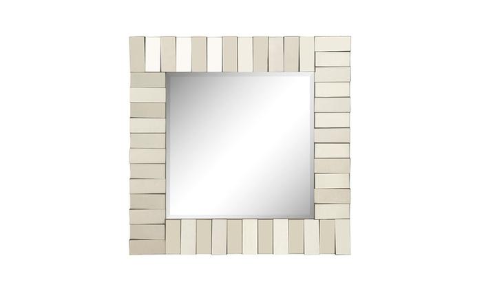 Diaz Contemporary Mirror