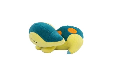 Pokemon Sleeping Cyndaquil Stuffed toy 55d36954-c477-4633-bb33-a03de19a36e3