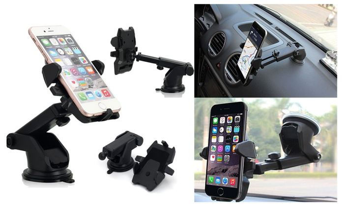 Up To 60% Off on Car Windshield Dash Mount, 36...   Groupon Goods