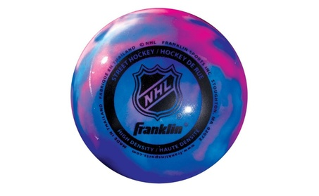 NHL High Density Street Hockey Ball, 3-Pack 61ee898b-dfc8-44c0-b535-d0ce38be7149