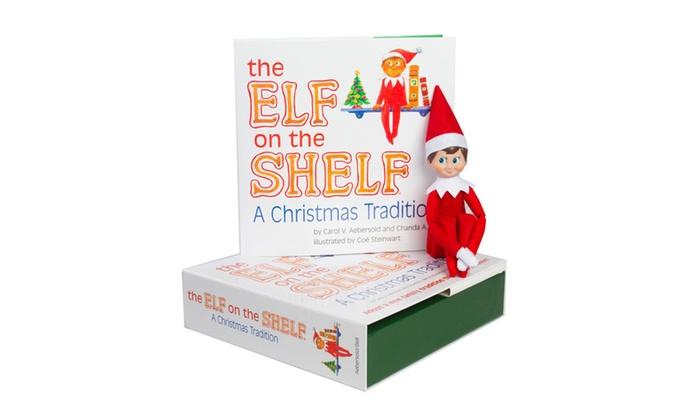 elf on the shelfa christmas tradition groupon