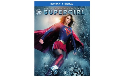 Supergirl: The Complete Second Season (DVD or Blu-ray) 471f9a6b-6845-473c-8d51-b6f2a30c67dd