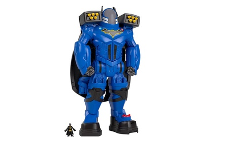 Fisher-Price Imaginext DC Super Friends Batbot Xtreme 206ba01d-4b1e-48f2-8e5e-f586ae49f763