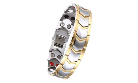 Magnetic Therapy Bracelet Carpal Tunnel Relieve for Arthritis Pain Relief