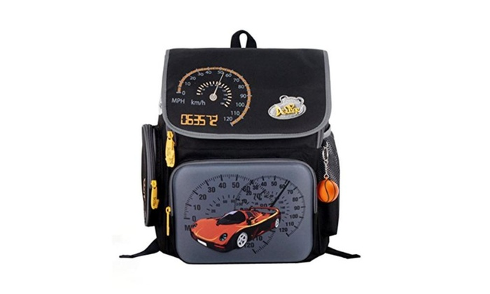 dfa36a5482 Delune Kid s Cute Cartoon Backpack Children School Shoulder Bag ...