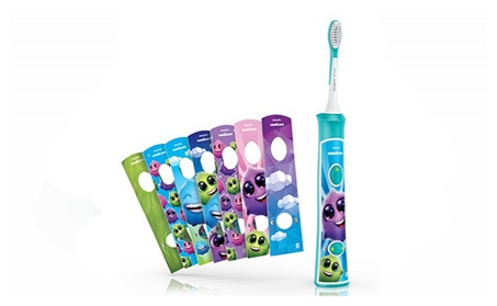 Kids Bluetooth Connected Rechargeable Electric Toothbrush a5d1143b-d2db-47cb-8e43-80e788a125ba