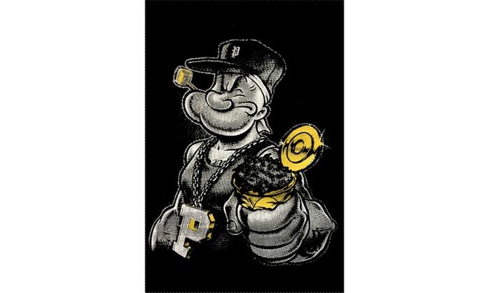 Gangster Popeye Tattoo - Best Tattoo Ideas