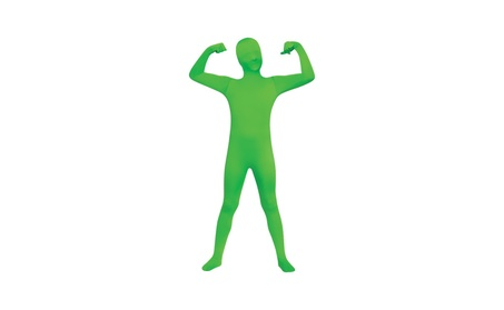 Morris Costumes Halloween Party Skin Suit Child 12-14 c28d8ccc-8b67-432e-9d6f-91a18d540c33