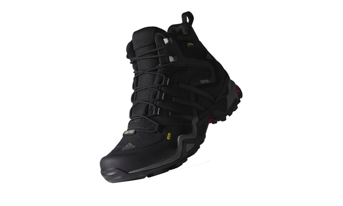 c89bfa2668edd2 Adidas Terrex Fast X Mid GTX Men s US 13 Hiking Shoes Carbon Black ...