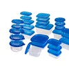 54 piece Food Storage Container Set