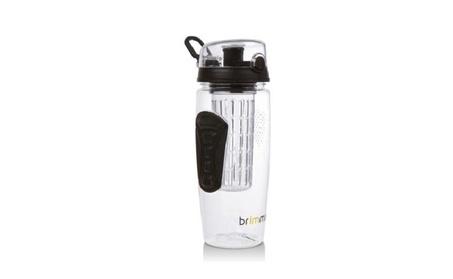 Brimma Leak Proof Fruit Infuser Water Bottle, Large 32 Oz. a06a060e-80e4-448c-8c5d-87b2f674174c