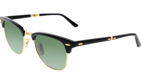Ray-Ban Men's Folding Clubmaster Sunglasses