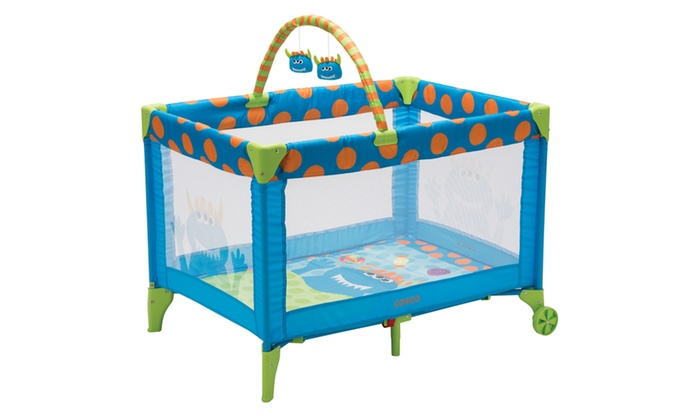 Groupon Goods: Funsport Deluxe Play Yard - Syd