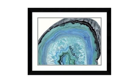 """Framed Art Print Agate Studies II by Naomi McCavitt: Outer Size 32x26"""" 09d6665b-9a5e-45f3-9ac8-81de460769bd"""