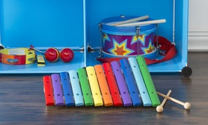 Hey! Play! Toy Musical Instruments