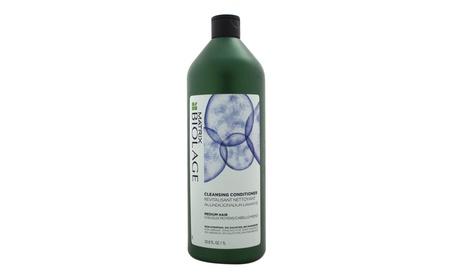 Biolage Cleansing Conditioner Medium Hair Matrix 33.8 oz Conditioner 3d3a486f-8271-4cc8-bb31-29278c29df25