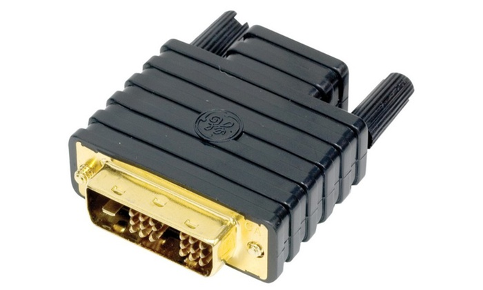 Dvi-hdmi Adapt Black