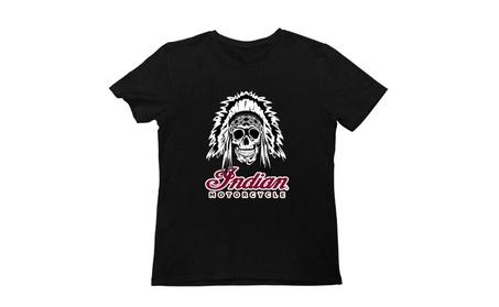 BIYU Mens Munro Big Chief Indian Motorcycle T Shirts fc2b9d18-c3d4-4da1-982b-bba5048cddcc