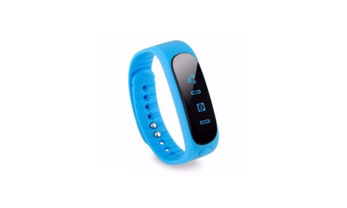 LautenBro: Watch Pedometer Bracelet Smart Wristband Sleep Sports Fitness Activity