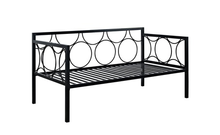 Twin Size Daybed with Metal Frame 96cf83ed-f5ca-4243-8b99-dc49d378f37e