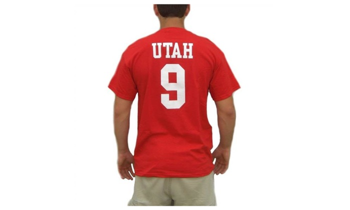 the best attitude f9d8b ff3aa Johnny Utah #9 Ohio State Jersey T-Shirt
