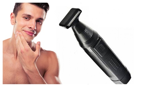 Unisex Premium Wireless Hair Stubble Beard/Mustache Travel Trimmer 86f986a1-9fdb-4461-a5ac-c7ea3e691cee