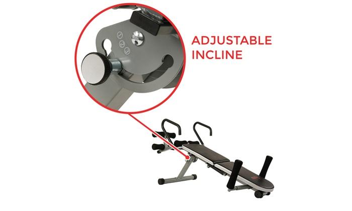 ... Sunny Health U0026 Fitness Invert Extend N Go Multi Use Inversion Table