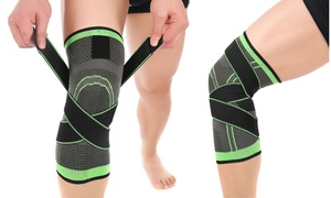 3D Weave Knee-Support Brace