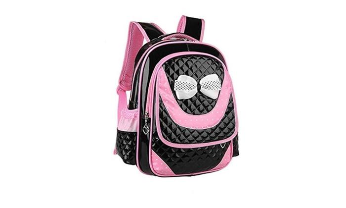 Luweki New Children Shoulder Bags Backpacks Schoolbag For Primary Girl
