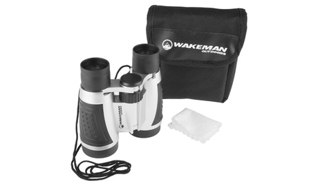 5x30 Binoculars Portable Compact Adjustable Focus for Sport and Field by Wakeman a66b73d8-68fb-47c5-a8f4-f58243a54489