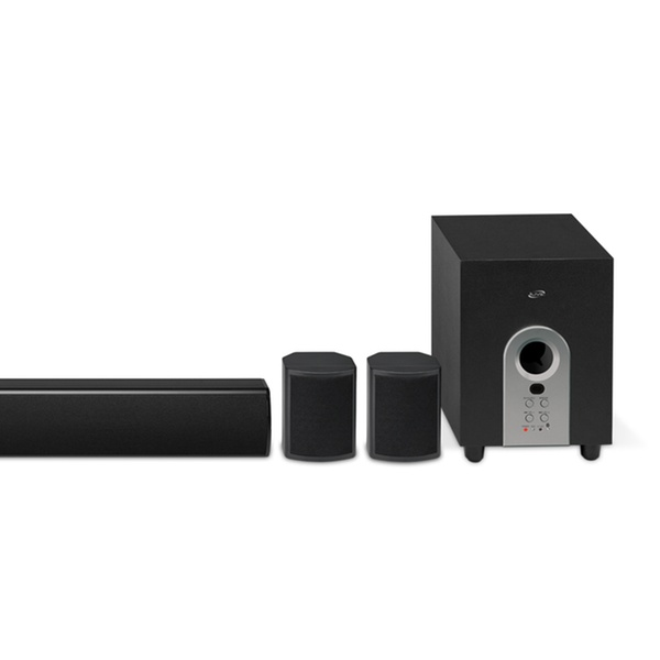 Ilive 32 Bluetooth Sound Bar 5 1 Channel Home Theater System Groupon